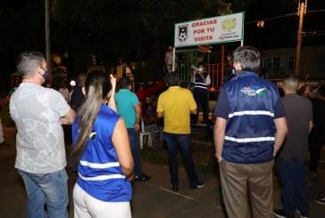 Autoridades se pronunciaron ante denuncia de la comunidad de llevar Santa Elena al barrio El Guabal