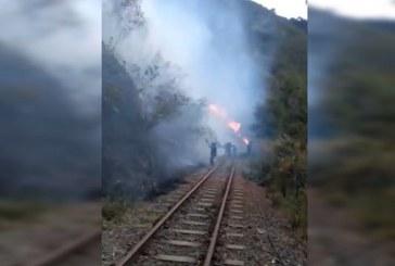Bomberos lucharon por más de ocho horas contra incendio en Yumbo