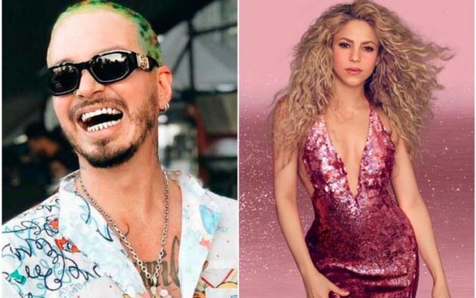 Con burlas JBalvin se refiere a Shakira en una entrevista en vivo de Billboard