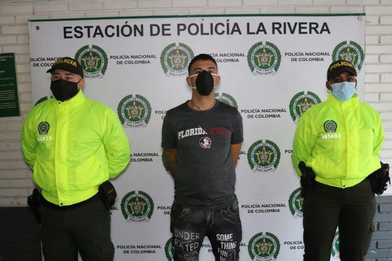 Capturado alias 'El cabeza' por presuntos hurtos en los semáforos en Cali