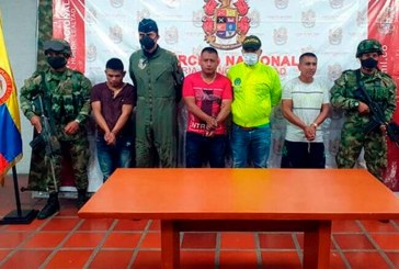 Capturado 'Indio Amansador', cabecilla de disidencias de las Farc en el Cauca