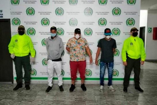 Cayeron los 'Ilusionistas', los capos del robo de motos en el centro del Valle