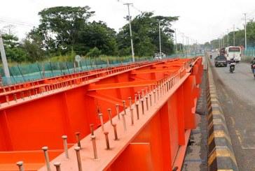 Este miércoles habrá cierre en vía Cali – Jamundí por obras de nuevo puente vehicular