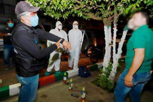 La cuarentena hace agua en Colombia en plena escalada de la pandemia