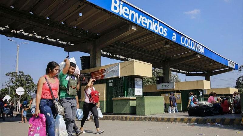 Duque advierte que cierre de frontera con Venezuela debe observarlo Organización para las Migraciones y Naciones Unidas