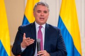OIM y ONU deben atender a venezolanos varados por decisión de Maduro, dice Duque