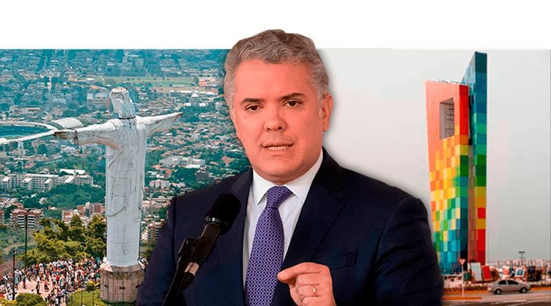 No, Duque no ha anunciado que Cali o Barranquilla serán cerradas y militarizadas