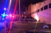 Dos policías resultaron heridos cuando atendían una riña múltiple