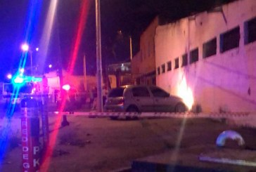 Encuentran a hombre asesinado dentro de un vehículo en el oriente de Cali