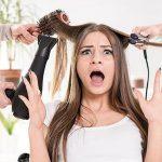 Las 5 peores cosas que puedes hacer con tu cabello