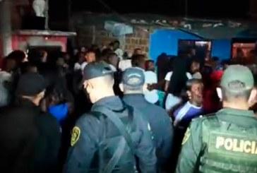 Fiesta con más de 500 personas en la Colonia Nariñense tuvo que ser intervenida por la Policía de Cali