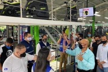 Gimnasios ya tienen listos protocolos de bioseguridad para sus pilotos de reactivación