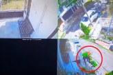 En video quedó grabado cuando sujetos vestidos de policías intentaron hurtar una casa en el sur de Cali
