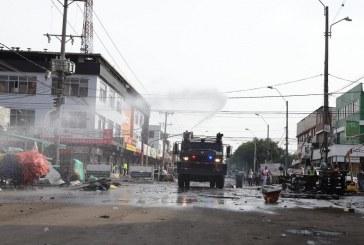 Inició cierre temporal de nueve días en galería de Santa Elena para controlar avance del COVID