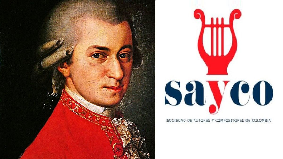 Director del Teatro Cafam contó que Sayco le pidió el acta de defunción de Mozart para un concierto