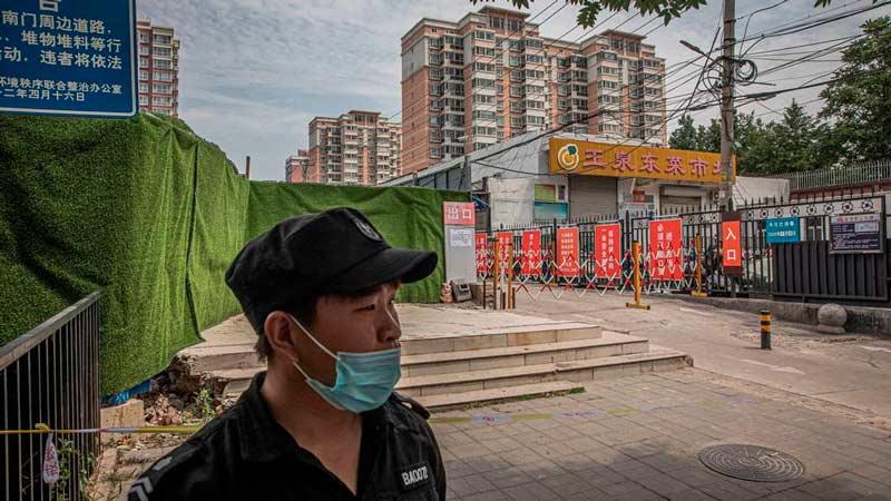 Pekín da por controlado el brote que disparó todas las alarmas en la capital