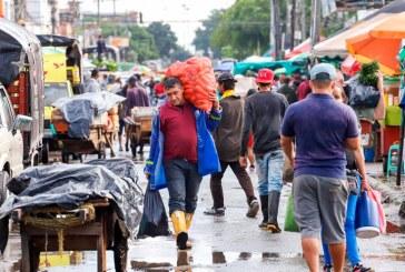 Con la 'alerta roja', galería Santa Elena inicia cierre de nueve días desde este martes