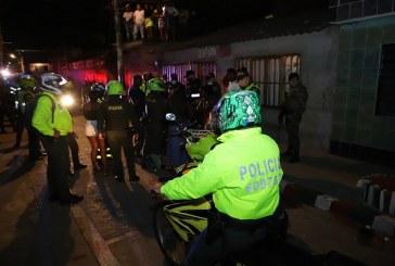 Operativos de seguridad para las celebraciones de fin de año en el Valle