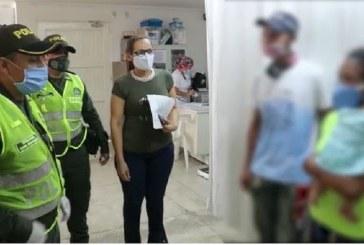 Rescatan bebé de dos días de nacida que había sido secuestrada en Vijes