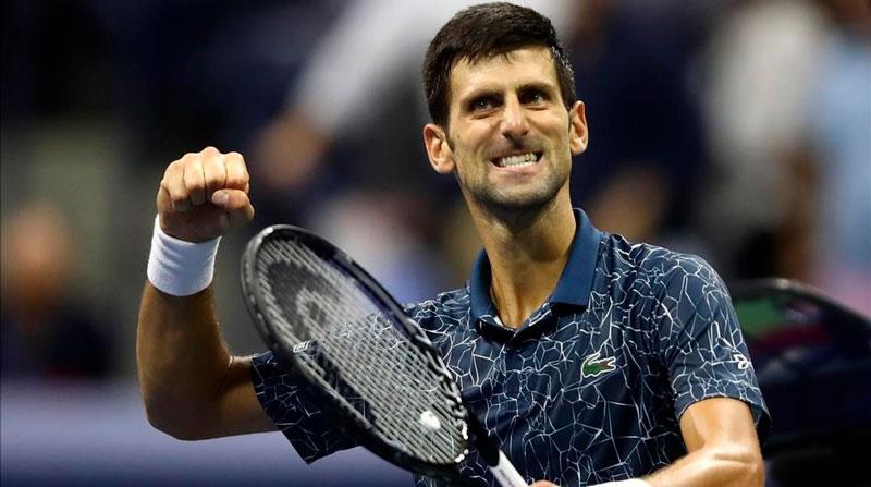 Tenista Novak Djokovic N U00famero Uno Del Mundo Da Positivo