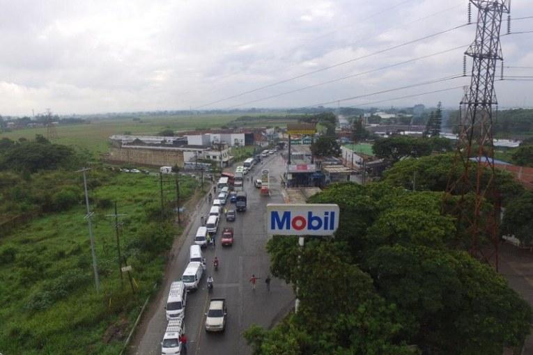 Transportadores Especiales se movilizan por vías de Cali para exigir reactivación económica