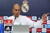 """""""Los jugadores quieren lograr grandes cosas"""": Zidane previo al duelo contra Villarreal"""