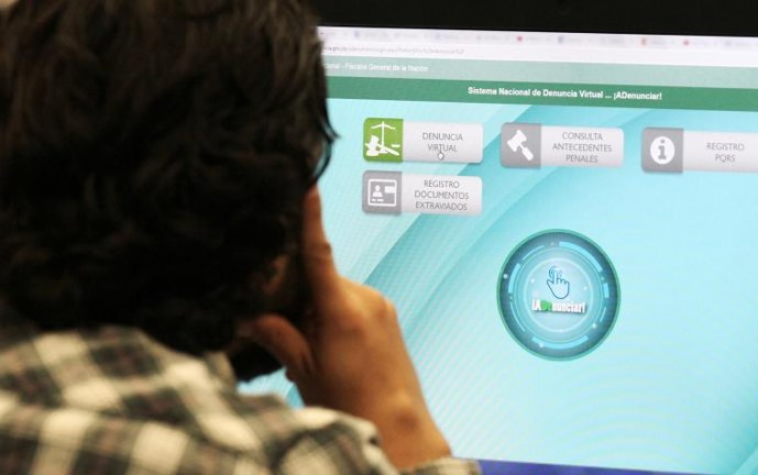Denuncias podrán ser digitales, Fiscalía ofrece opciones virtuales en tiempos de pandemia