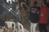 Desmantelan fiesta electrónica en Jamundí