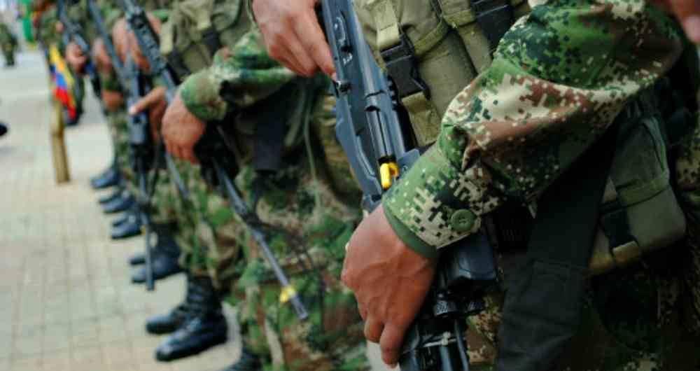 Senador pide a Congreso citar al Gobierno por tropas de EEUU en el país
