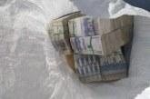 Más de 1.400 millones de pesos de grupo armado fueron incautados por la Armada Nacional