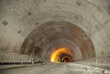 Faltan 50 días para la entrega del túnel de la Línea