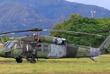 Hallan helicóptero militar que dejó 6 heridos y 11 desaparecidos