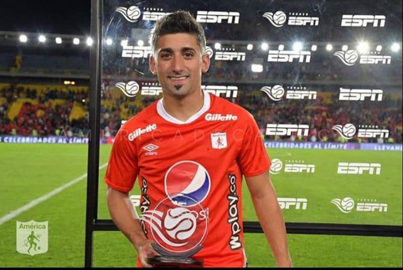 Por incumplimientos de salario, jugador Matías Pisano demandó al América de Cali
