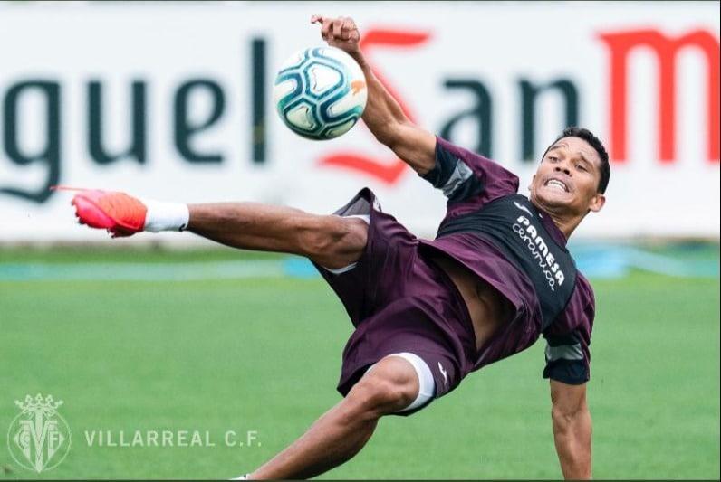 Por una lesión, Carlos Bacca se perderá lo que resta de temporada con Villarreal