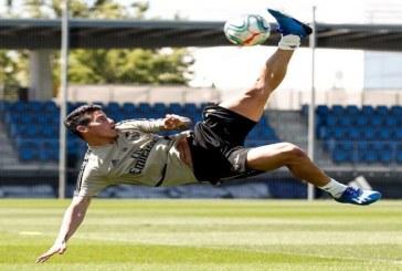 Varios equipos están interesados en la salida de James Rodríguez del Real Madrid