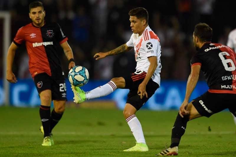 Juan Fernando Quintero estaría cerca de dejar a River Plate de Argentina
