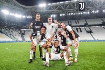 Cuadrado y la Juventus son nuevamente campeones de la Serie A de Italia