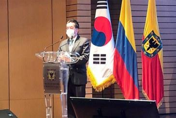 Corea ofreció 5 millones de dólares a Colombia como ayuda frente el COVID-19