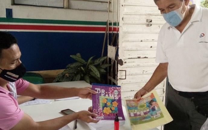 Avanza estrategia en Cali para que estudiantes se puedan educar adecuadamente en Casa