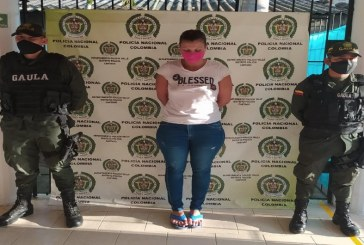 A la cárcel presunta extorsionista que exigía dos millones a sus víctimas en Cartago