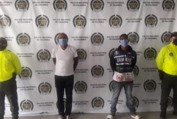 A la cárcel dos presuntos miembros de banda criminal 'La Local' en Buenaventura