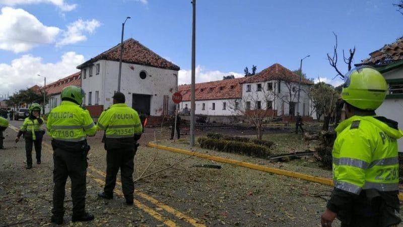 Caen 8 presuntos integrantes del ELN que participaron en atentado a Escuela General Santander