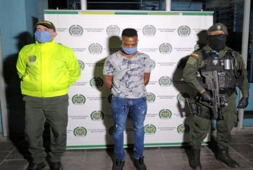 A la cárcel alias 'Hernán', presunto cabecilla de grupo armado delincuencial en Nariño