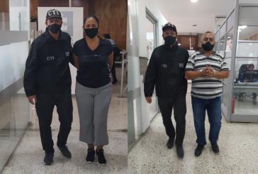 A la cárcel pareja que presuntamente estafó a más de 9 ciudadanos en Cali