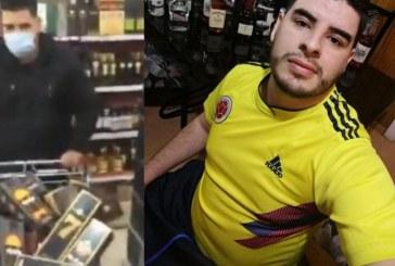 Apareció colombiano que ganó 'Minuto Feliz' en Chile y no sabe qué hacer con el licor