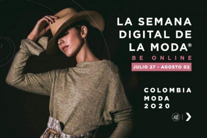 Comienzan las puestas en escena de Colombiamoda 2020