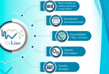 Dr Line, la nueva App caleña de telemedicina para atender en tiempos de pandemia