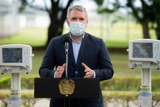 """""""Los momentos que se vienen no son fáciles para la humanidad, ni para América Latina"""": Duque"""