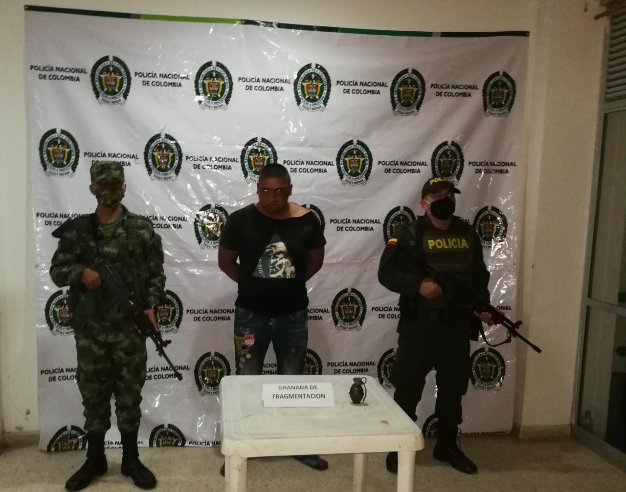 Capturado uno de los presuntos responsables de intento de secuestro de un comerciante en Cauca