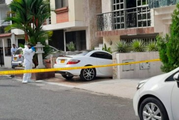 Identifican a hombre que fue asesinado en vivienda del barrio El Caney, sur de Cali